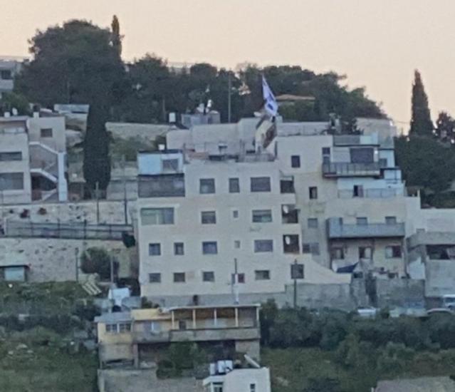 تسريب ثلاث عمارات وقطعة أرض للمستوطنين في سلوان