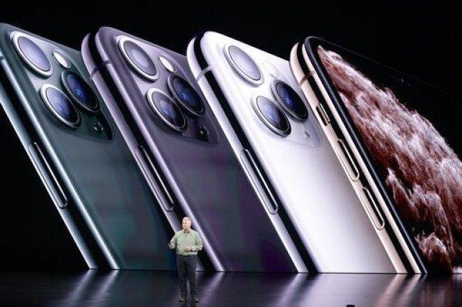 شركة آبل تكشف عن أجهزة جديدة من مجموعة آيفون 11