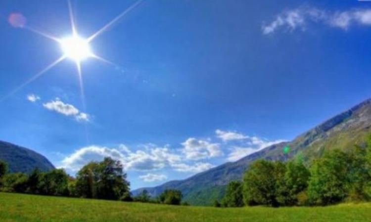 الطقس: الحرارة أعلى من معدلها السنوي بـ4 درجات