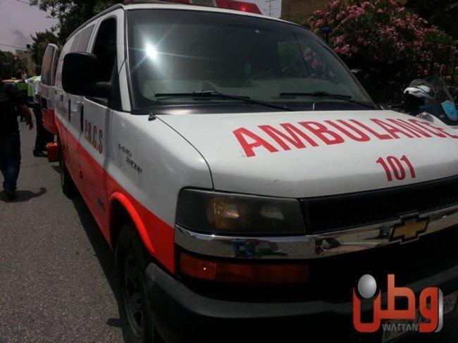 خانيونس | وفاة طفل إثر حادث سير