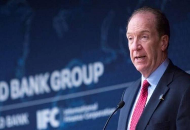 رئيس البنك الدولي: الحكومة الفلسطينية تواجه مشكلة في المالية العامة والمديونية