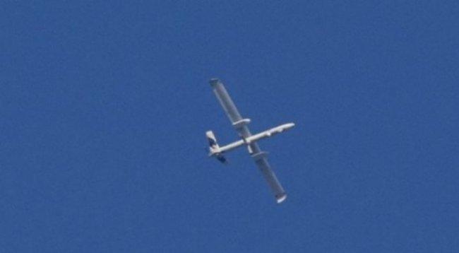 الاحتلال يزعم اسقاط طائرة مسيرة قادمة من سوريا