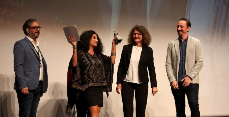 """اختتام مهرجان """"أيام فلسطين السينمائية"""" الدولي بالإعلان عن الفائزين بجوائز طائر الشمس"""