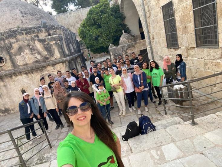 """مسار """"قرى الكراسي"""".. تعرّف على التاريخ المعماري لفلسطين"""