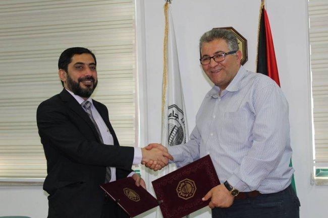 جامعة القدس توقع اتفاقية لتقديم منح دراسية لطلبتها