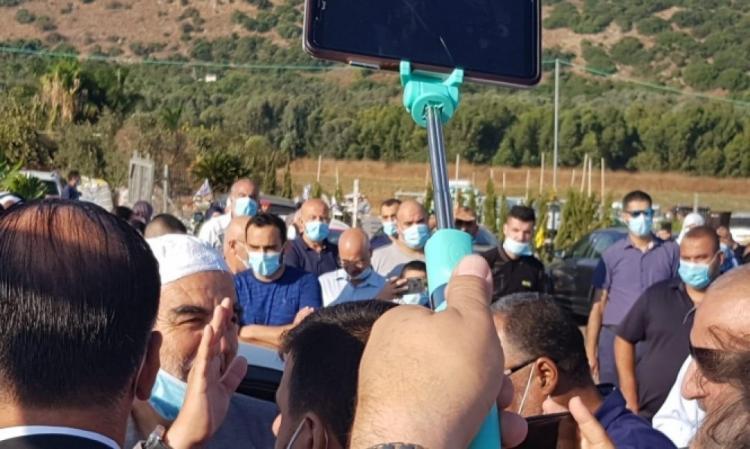 محكمة الاحتلال تمدد العزل الانفرادي للشيخ رائد صلاح 6 أشهر