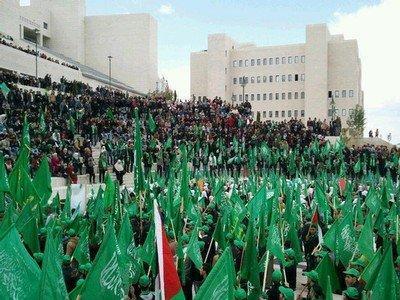 """دراسة إسرائيلية تعتبر الكتلة الإسلامية """"خطرًا"""" في جامعات الضفة"""