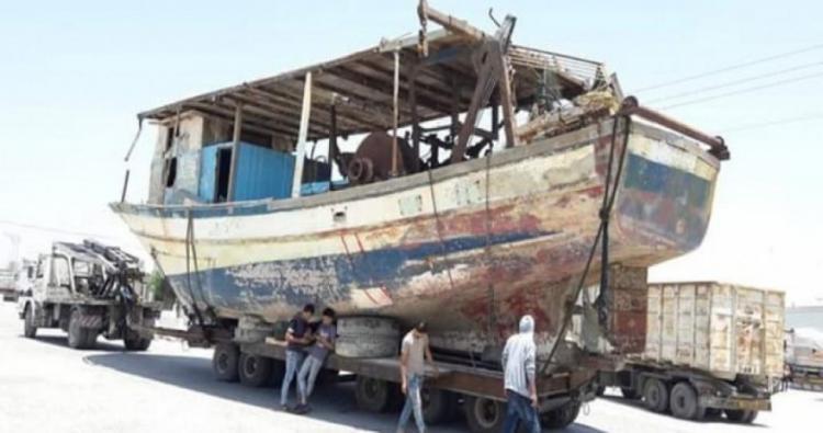 الاحتلال يعيد 3 قوارب صيد لغزة بعد احتجازها لسنوات