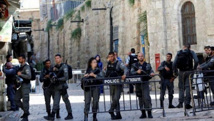 الاحتلال يشدد إجراءاته العسكرية في سلوان والعيسوية