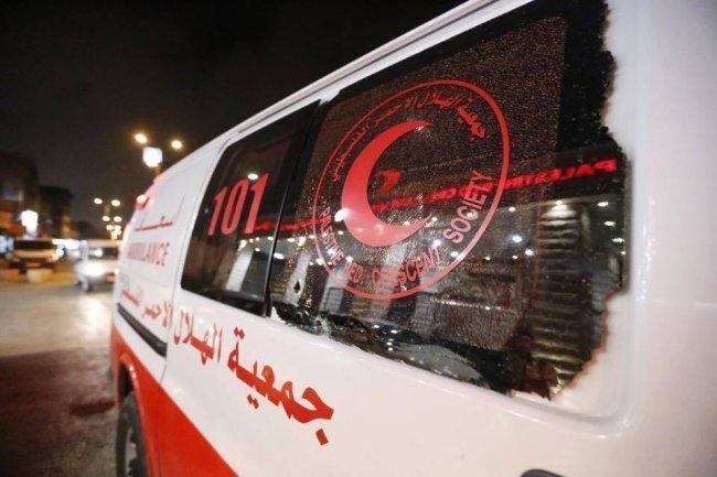 وفاة المواطنة أمل البص بحادث سير في الرام شمال القدس