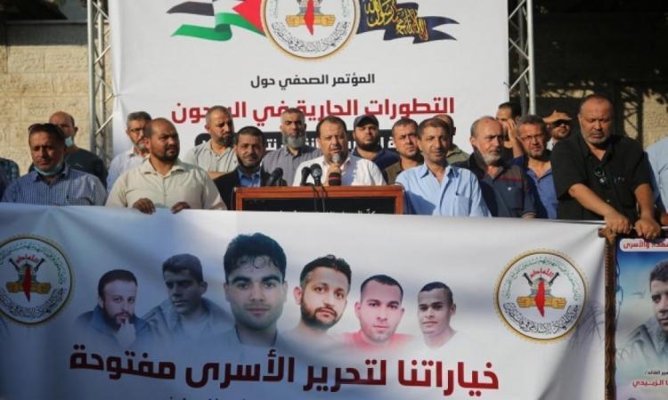 حركة الجهاد الإسلامي تحذر الاحتلال من الاستفراد بالأسرى