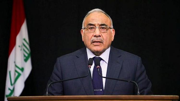 رئيس الوزراء العراقي يسلم استقالته للبرلمان