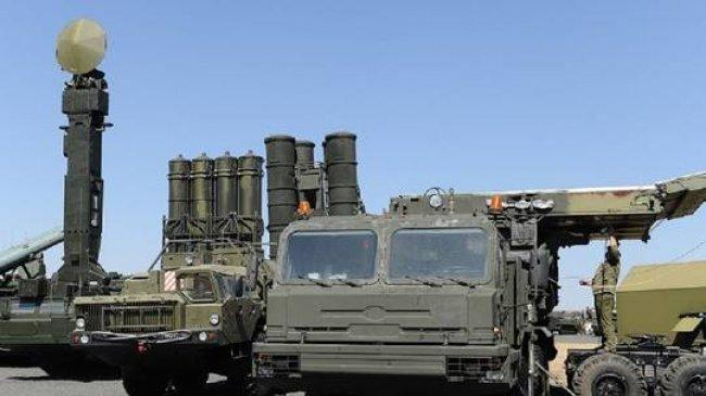 """بدء توريد منظومة """"إس-400"""" الروسية إلى تركيا"""