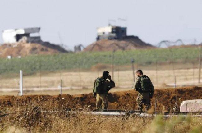 جيش الاحتلال يبدأ وضع سواتر ترابية شمال غزة
