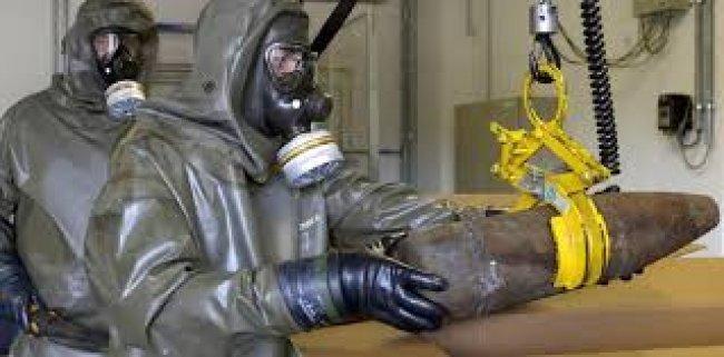 روسيا: خبراء منظمة حظر الاسلحة الكيميائية سيدخلون دوما الأربعاء