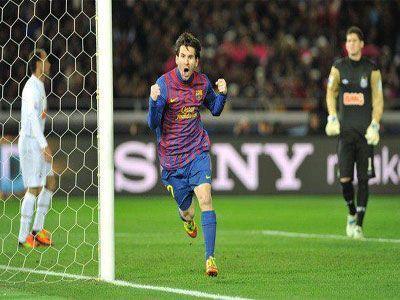 بالصور.. برشلونة بطلاً لأندية العالم