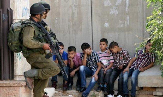 الاحتلال يعتقل الطفل محمد أبو بكر من يعبد