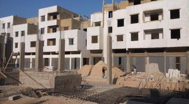 وضع حجر الأساس لإعادة إعمار حي جديد في مخيم نهر البارد