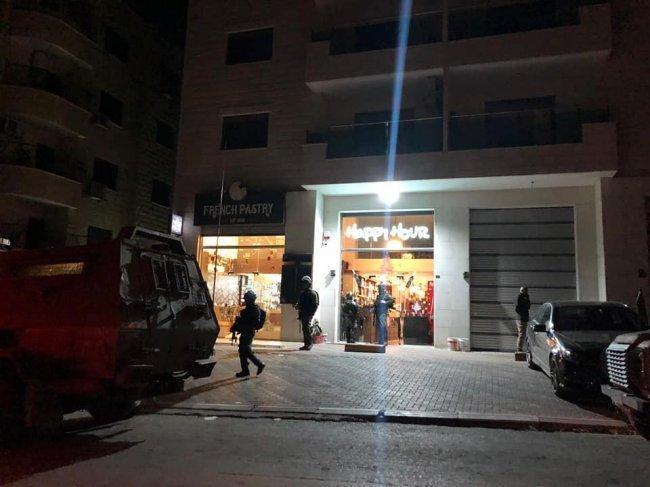 مجددا.. الاحتلال يقتحم أحياء في رام الله