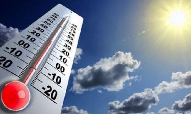 حالة الطقس: الجو شديد الحرارة