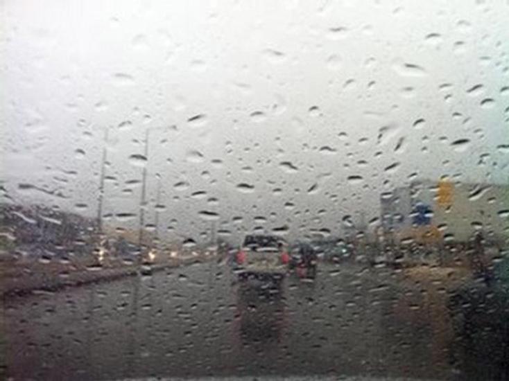 الطقس: منخفض جوي مصحوب بأمطار غزيرة حتى الجمعة