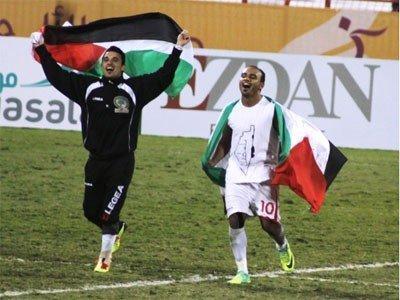 فلسطين للمربع الذهبي بعد الفوز على السودان