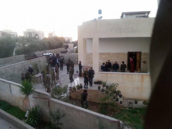 """حزب التحرير يتهم الاجهزة الامنية بـ""""اقتحام"""" منازل عناصره"""