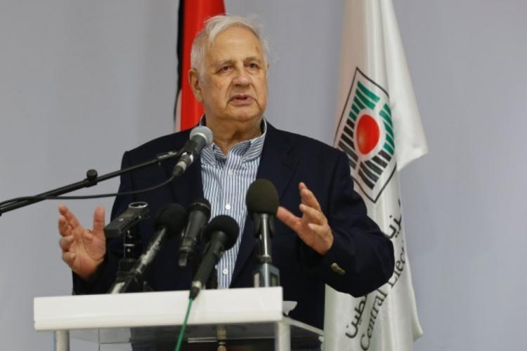 حنا ناصر: الاجتماع مع مؤسسات المجتمع المدني خطوة ضرورية لإنجاح العملية الديمقراطية