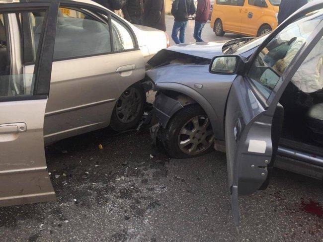 الشرطة: 124 إصابة في 223 حادث سير الأسبوع الماضي