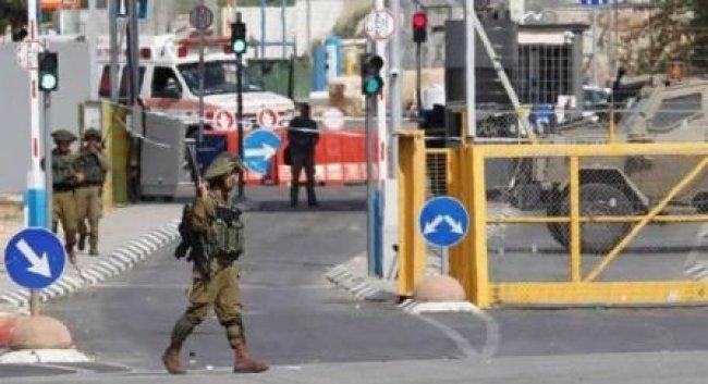 جنين: الاحتلال يغلق حاجز الجلمة يومين