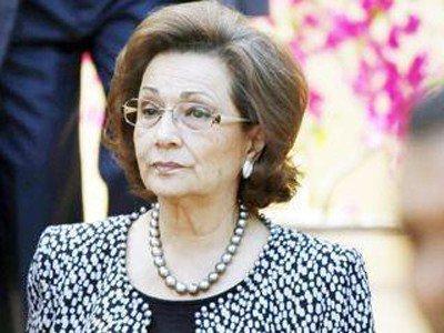 سوزان مبارك حصلت على 300 مليون لتغيير المنهاج لصالح اسرائيل