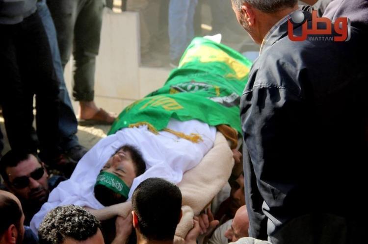 بالفيديو والصور .. زوجة الشهيد نيروخ: الأجهزة الأمنية استدعت زوجي قبل 3 أسابيع وإسرائيل قتلته الآن