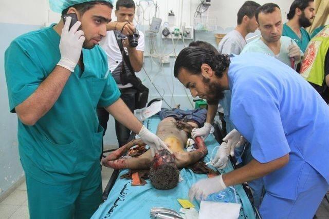 مجزرة جديدة في غزة... 5 شهداء في قصف استهدف منزل النواصرة