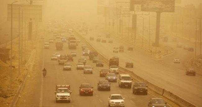 احتراق حافلتين في مصر بفعل الحر الشديد