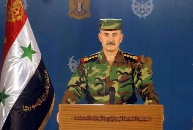الجيش السوري يصدر بياناً حول العدوان الثلاثي