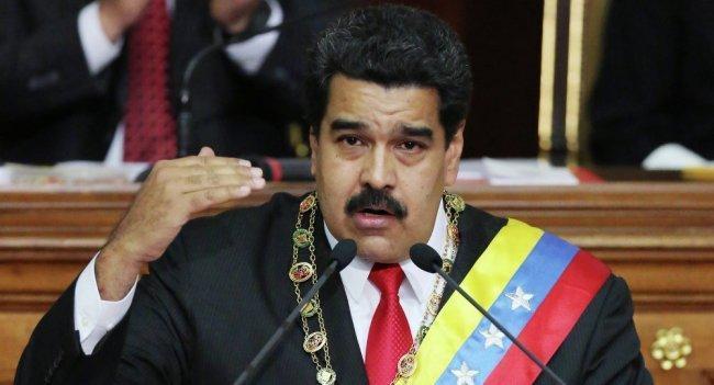 الرئيس الفنزويلي مادورو يجدد موقف بلاده الداعم لفلسطين