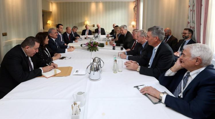 اشتية: إطلاق أي محادثات سلام مستقبلية يجب أن تكون من خلال مجموعة عمل دولية