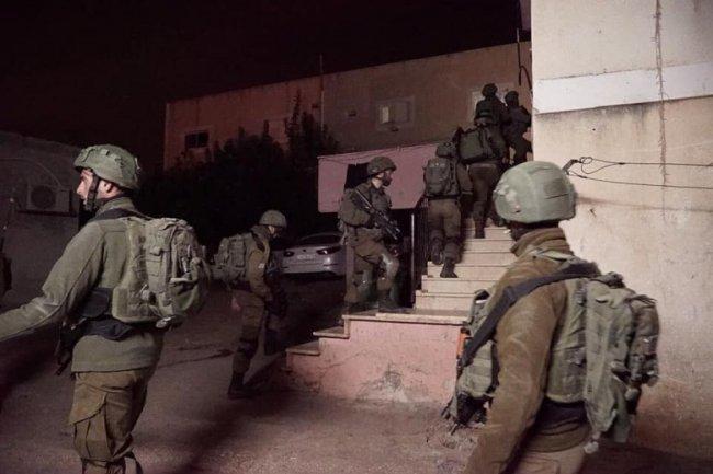 """الاحتلال يزعم اعتقال """"خلية عسكرية"""" في بيت فجار"""