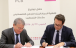 التوقيع على الاتفاقية النهائية لاندماج البنك التجاري الفلسطيني مع بنك فلسطين