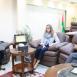 جامعة بوليتكنك فلسطين واليونسكو يبحثان آفاق التعاون المُشترك