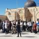 69 مستوطنا وطالبا تلموديا يقتحمون المسجد الأقصى
