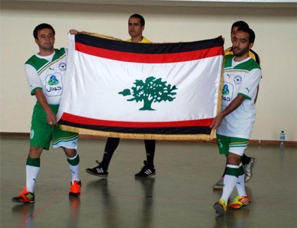 بالصور.. دوري كرة القدم بين المؤسسات في جامعة بيرزيت