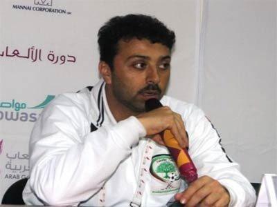 مدرب المنتخب الفلسطيني: اتحمل الخسارة والفريق السبب