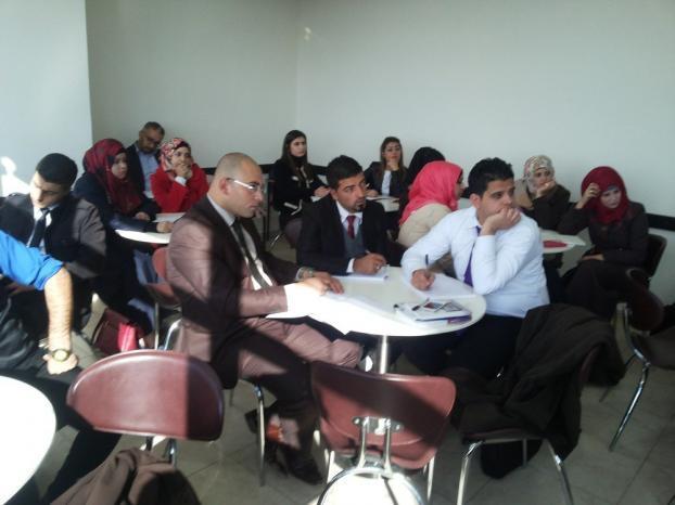 ورشة تدريبية للمحامين لإعداد دعاوي جزائية ومدنية لتنفيذ قرارات المحاكم