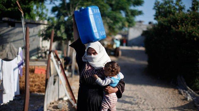 """غزة تتجه إلى """" كارثة بيئية"""""""