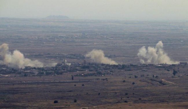 بعد قصف أهداف في سوريا: اعتراض صاروخ سوري في القدس
