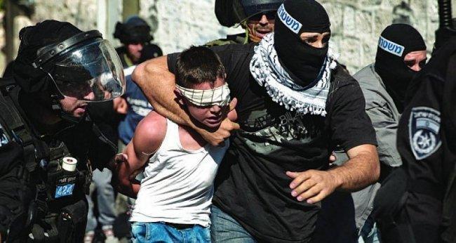 قوات مستعربة من الاحتلال تختطف شابا من مخيم جنين