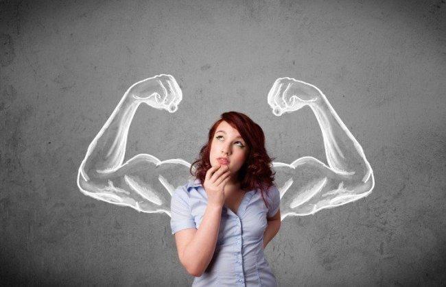 دراسة: الأنثى أقوى من الرجل !