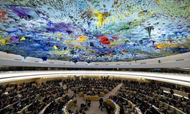 إسرائيل تتهم مجلس الأمم المتحدة لحقوق الإنسان بالانحياز للفلسطينيين