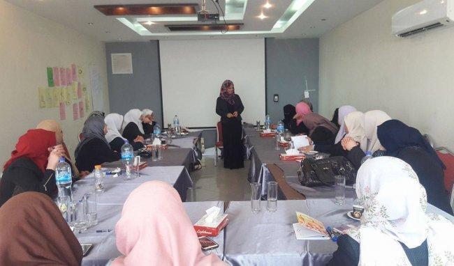 جمعية المرأة العاملة الفلسطينية للتنمية تشجب استمرار قتل النساء